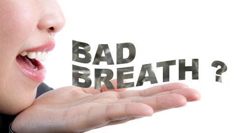 Dentist Halitosis Bad Breath
