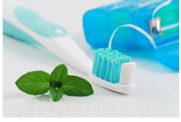 Salem Dentist at Fairmount Dental Center agree that Oral hygiene starts with your toothbrush